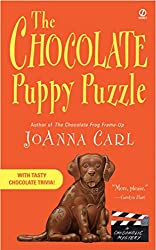 The Chocolate Puppy Puzzle (Chocoholic Mystery Book 4)
