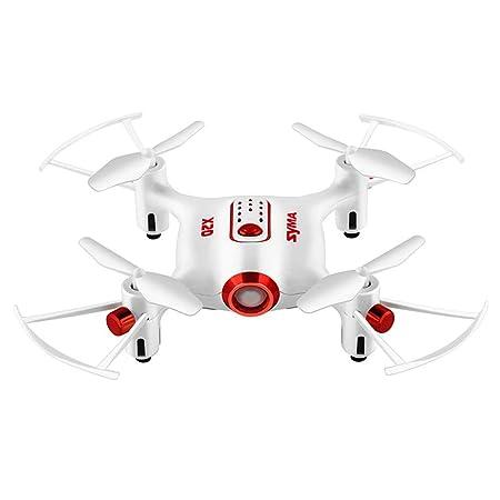 QUARKJK Mini Drone RC Quadcopter Helicóptero Drones Dron 4 Canales ...