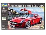 Revell Germany Mercedes-Benz SLS AMG Model Kit by MMD Holdings, LLC
