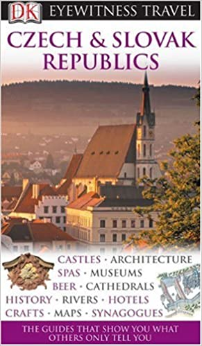 Czech and Slovak Republics DK Eyewitness Travel Guide