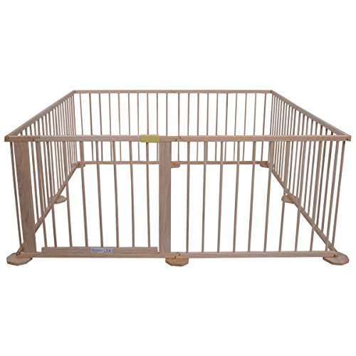 Foldable Adjustable Wooden 8 Panel Baby Playpen For Indoor Or Outdoor Great For Play Center Homes And Nursery (Buy Outdoor Furniture Singapore)