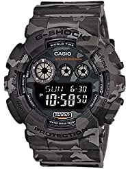 G-Shock GD-120CM Designer Watch - Grey Camo / One Size