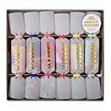 Meri Meri Toot Sweet Confetti Party Crackers - Set of 6