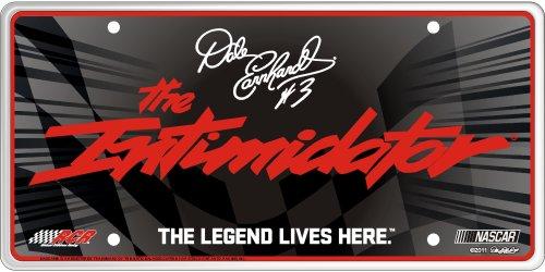(Race Plates Signature Series #3 Dale Earnhardt Intimidator )