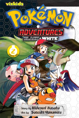 Pokémon Adventures: Black and White, Vol. 2 (Pokemon) Photo