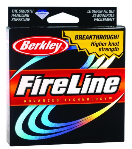 Berkley FireLine Original Fused Fishing