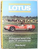 Lotus, Chris Harvey, 0850453674