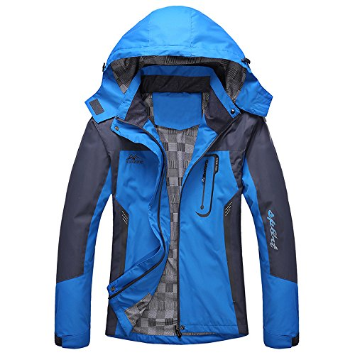 Size Large Women Warm FYM DYF Blue Men Jacket Climb Thickened Ski Outdoor W JACKETS Coat PwgTqxg7
