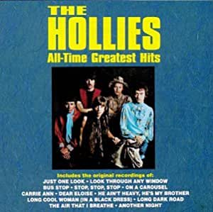 hollies the hollies all time greatest hits music. Black Bedroom Furniture Sets. Home Design Ideas