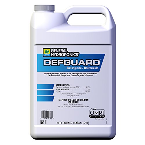 General Hydroponics Defguard Biofungicide/Bactericide (1 Gallon) by General Hydroponics
