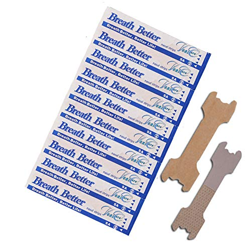 120 NASAL STRIPS (LARGE/TAN) Breath Better /Reduce Snoring Right Now