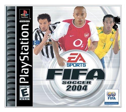 FIFA Soccer 2004 - PlayStation