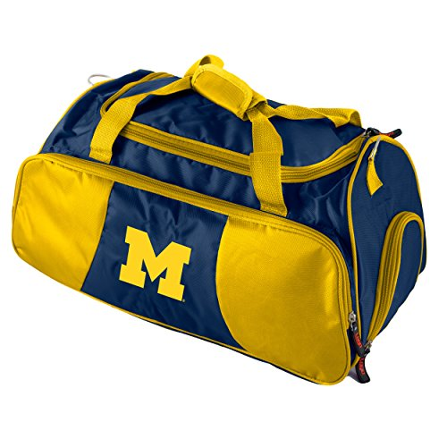 NCAA Michigan Wolverines Gym Bag (Michigan Gym Bag Wolverines)