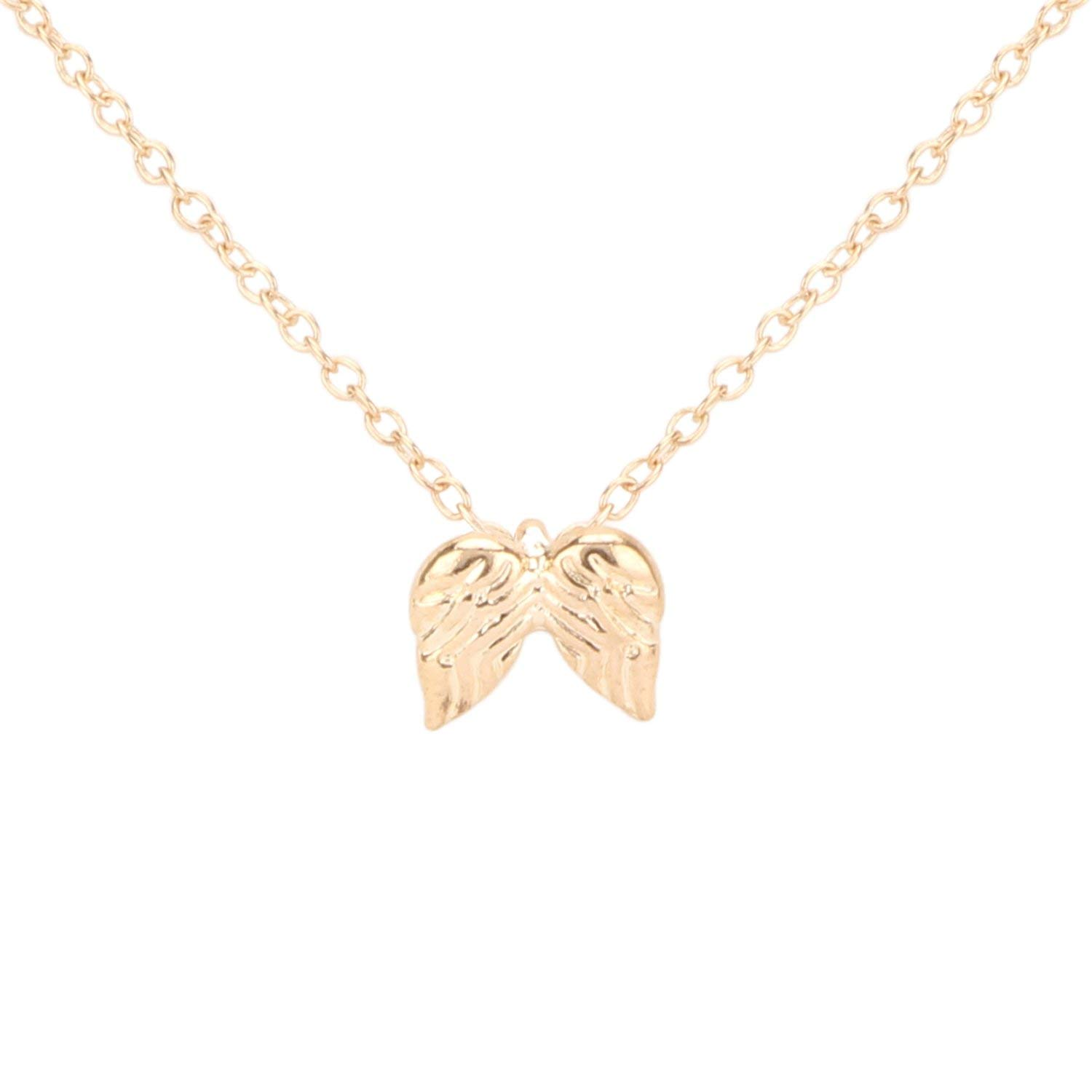 APD001 Arendelle Angel Wings Gift Pendant for your Guardian Angel