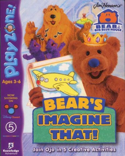 Bear in the Big Blue House: Bear's Imagine That!