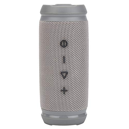 boAt Stone SpinX 2.0 12 W Bluetooth Speaker with 8 Hours Playback, Bluetooth v4.2, IPX6 Water Resistance, TWS Feature (Granite Grey)