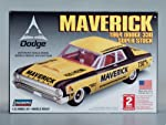 Lindberg Models 1964 Dodge Maverick 330 Super Stock by J. Lloyd International