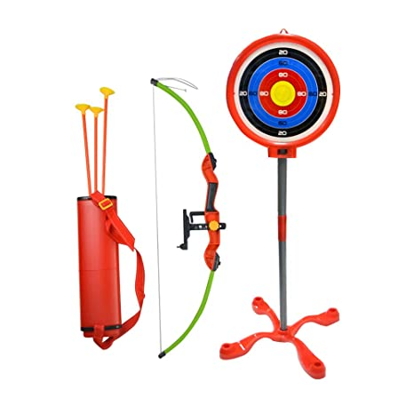 Lvpy Childrens Kids Toy Bow Arrow Archery Set With Arrow Holder With Target Stand Outdoor Garden Fun Game Sports Outdoors Recurve Bows Choose from 37000+ arrow holder graphic resources and download in the form of png, eps, ai or psd. elevate dental