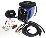 TIG Welder - Francyqube® CT-312 Multi Welder Machine TIG/MMA/Air Plasma Cutter Welding 3 In 1 Functional