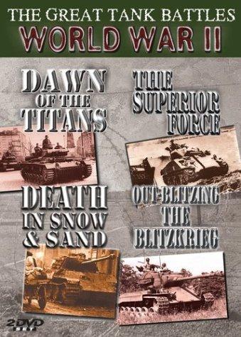 The Great Tank Battles - World War II by Delta ()