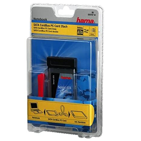 HAMA SATA CardBus PC Card Windows Vista 64-BIT