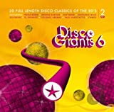 Disco Giants 6: 20 Full Length Disco Classics Of