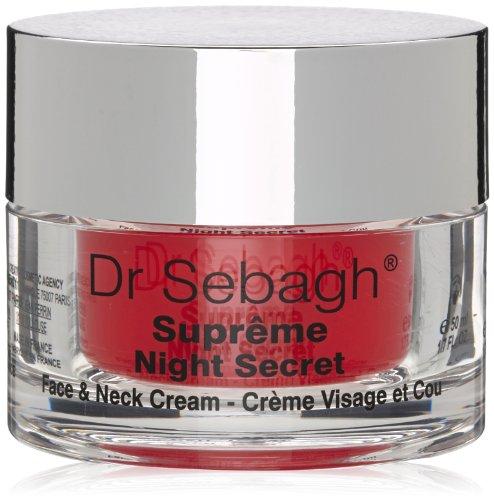 (Dr. Sebagh Supreme Night Secret Face & Neck Cream 50ml/1.7oz)