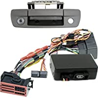 AIE- Rear Camera Integration Kit for (2013-17) DODGE Ram Truck w/4.3, 5.0 or 8.4 LCD Radio Screen w/Tailgate Handle Camera