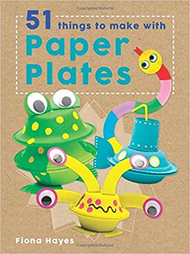 51 Things To Make With Paper Plates Super Crafts Fiona Hayes