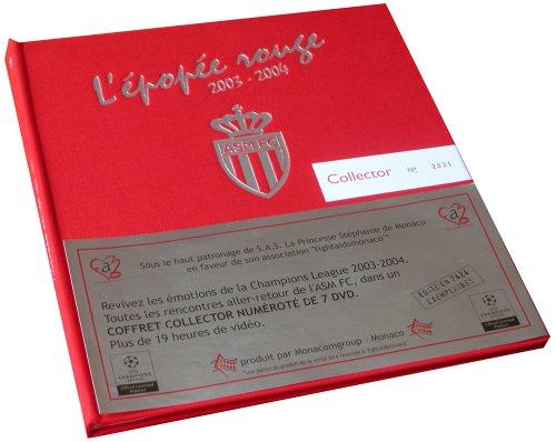 - L'épopée rouge 2003-2004