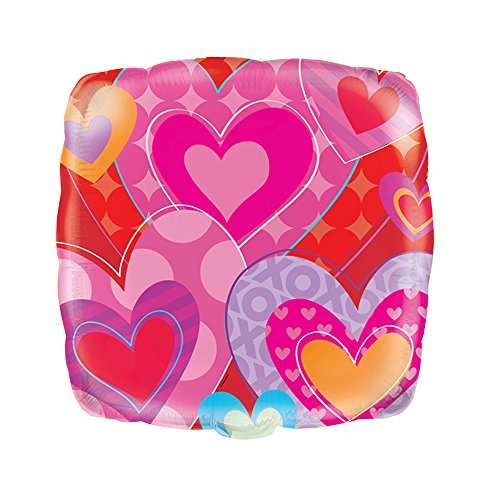 18-Foil-Square-I-Heart-Valentine-Balloon