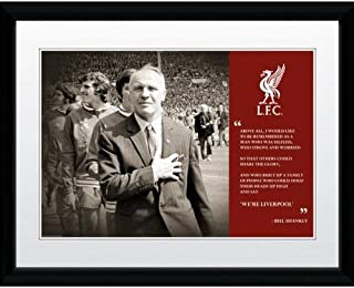 16 x 12 Picture - Liverpool F.C 'Shankly'