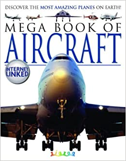 Book Mega Book of Aircraft (Mega Books Series)