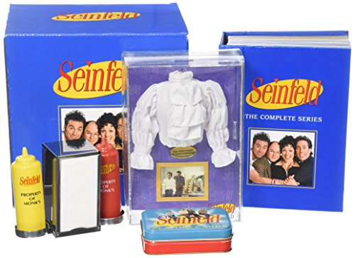 Seinfeld: The Complete Series 2015 Gift Set (Amazon Exclusive) by Sony Pictures Home Entertainment