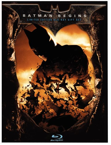 Batman Begins (Limited Edition Gift Set) [Blu-ray]