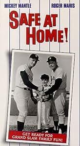 Safe at Home [VHS]