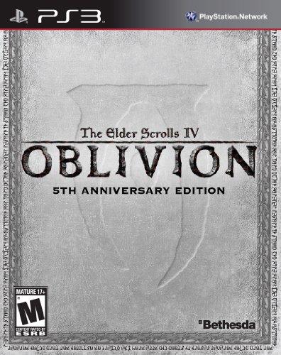The Elder Scrolls IV: Oblivion - 5th Anniversary Edition - Playstation 3