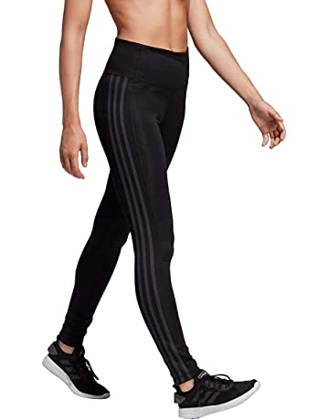 e77349b3bc8bc5 adidas Women's 3 Stripe Active Tights Leggings