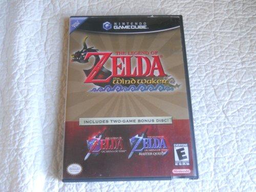 Legend Zelda Windwaker Ocarina Master Quest
