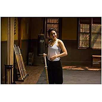 Iron Fist Jessica Henwick as Colleen Wing Turned Smile 8 x 10 Inch Photo