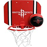 NBA Houston Rockets Slam Dunk Softee Hoop Set