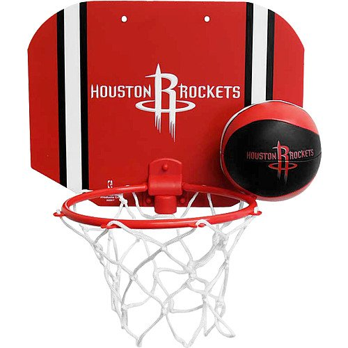 fan products of NBA Houston Rockets Slam Dunk Softee Hoop Set
