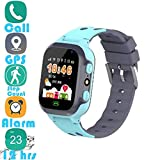 Electronics : Oguine Fashion Waterproof Buckle Closure Positioning Children Smart Watch Smart Watches