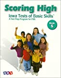 img - for Scoring High Student Edition, Grade 5 by Dorothy Liebowitz (2002-02-01) book / textbook / text book