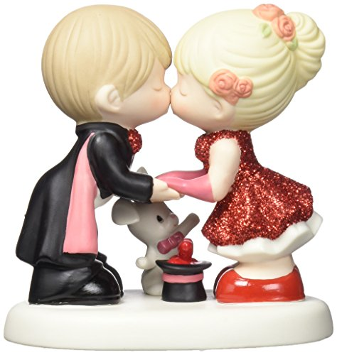 Precious Moments You Are The Magic in My Life Bisque Porcelain Figurine 163006
