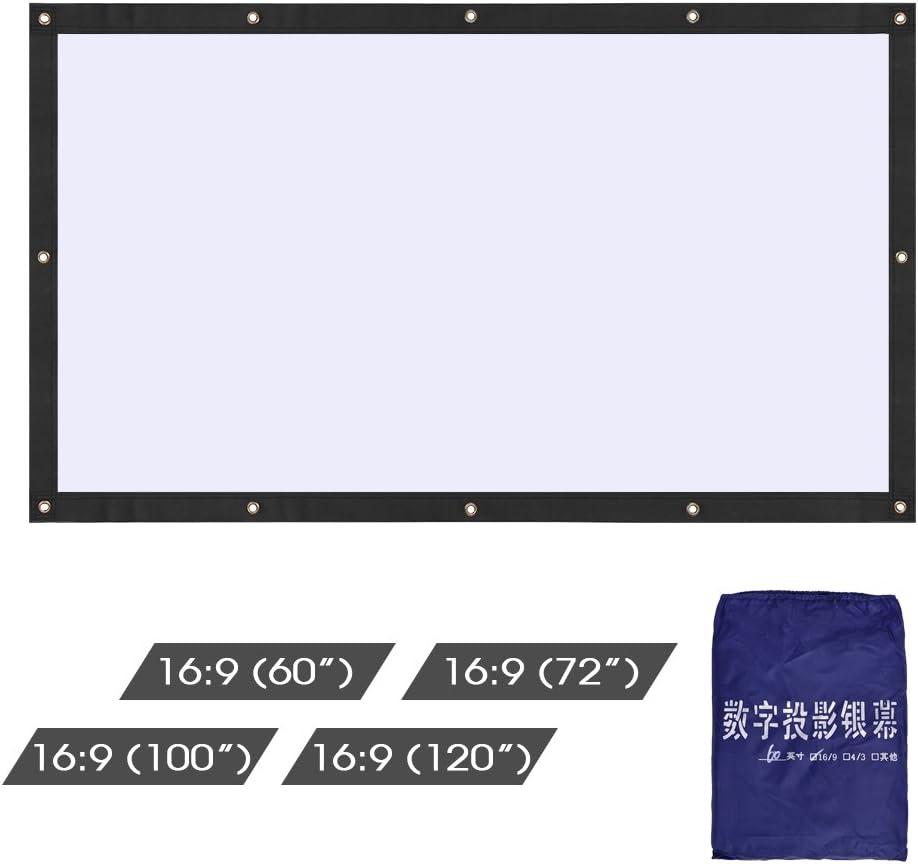 gaixample.org Accessories Home Cinema, TV & Video 100inch Portable ...