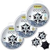 Ecco Champ Tour Zarma Slim-Lok Golf Spikes Pack - Pack of 18 x 3