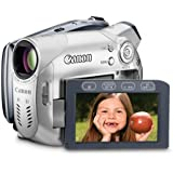 Canon DC100 DVD Camcorder w/25x Optical Zoom (Discontinued by Manufacturer)
