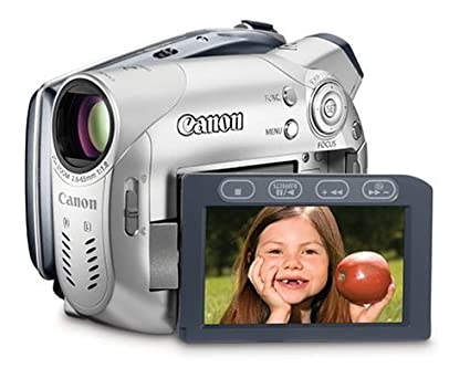 amazon com canon dc100 dvd camcorder w 25x optical zoom rh amazon com Canon XL H1 Canon XL H1