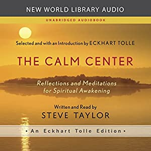 The Calm Center Audiobook